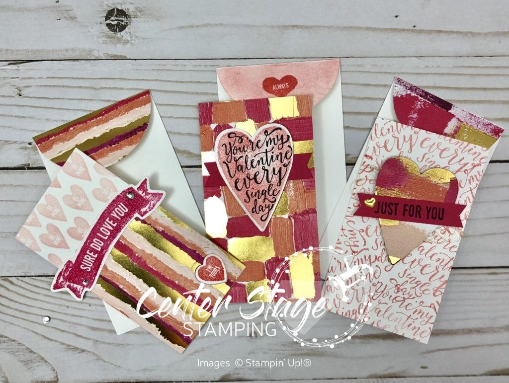 Love Notes - Center Stage Stamping