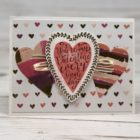 Valentine - Center Stage Stamping