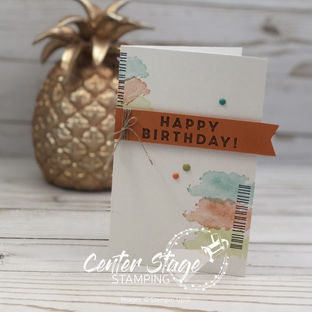 Eclectic Expressions - Center Stage Stamping
