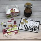 Broadway Birthday treats - Center Stage Stamping