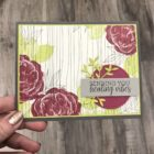 Healing Vibes - Center Stage Stamping