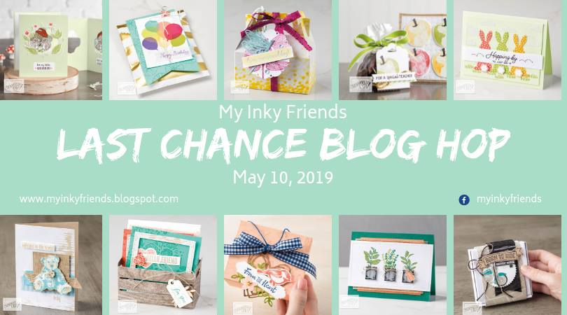 inky friends: last chance blog hop – Center Stage Stamping